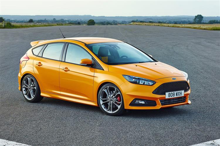 poza ford focus ST