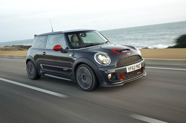 poza mini cooper SD